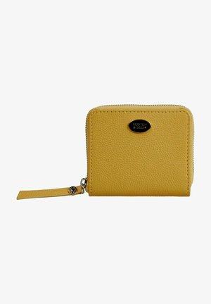 Wallet - sunset yellow