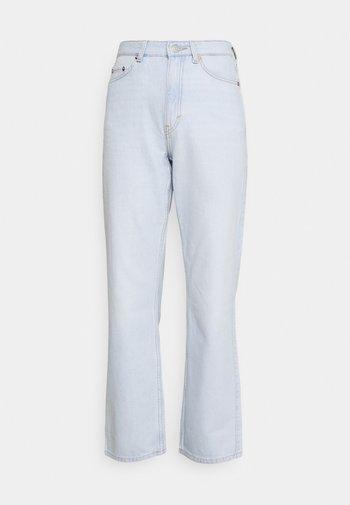ROWE - Straight leg jeans - super light
