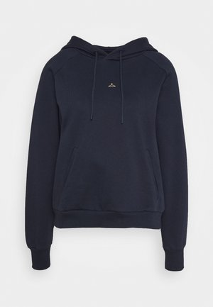 HANG ON - Sweat à capuche - navy