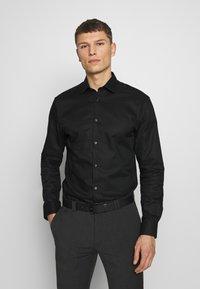 Selected Homme - SHONENEW MARK - Shirt - black - 0