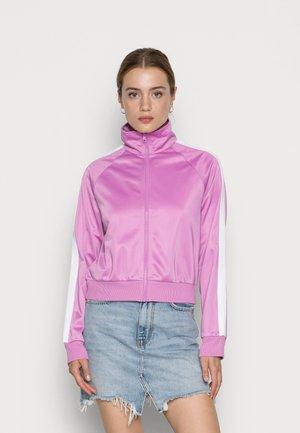 Training jacket - pink medium