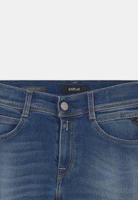 Replay - HYPERFLEX BIO - Slim fit jeans - blue denim - 2