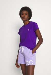 Polo Ralph Lauren - TEE SHORT SLEEVE - Basic T-shirt - british purple - 0
