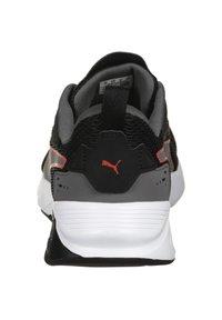 Puma - LQDCELL  - Sneakers - puma black / castlerock / poppy red - 2