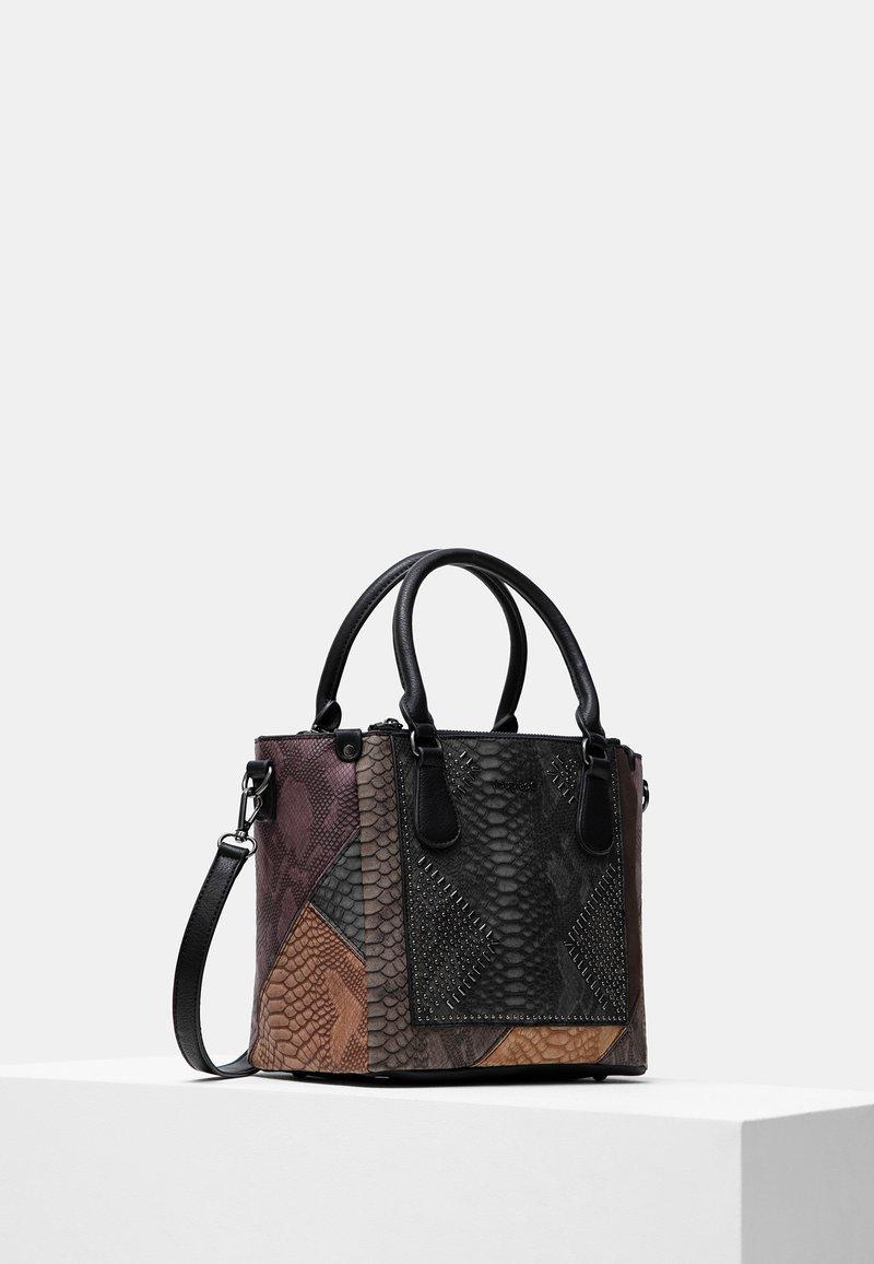 Desigual - Across body bag - brown