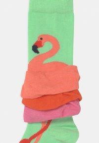 Happy Socks - FLAMINGO 2 PACK - Socks - multicoloured - 2