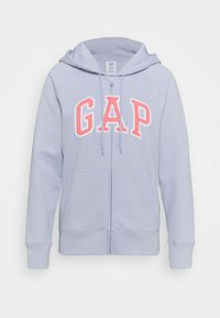 GAP - Zip-up hoodie - blue - 0