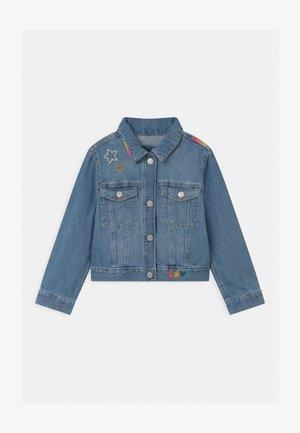 GIRLS - Denim jacket - blue denim