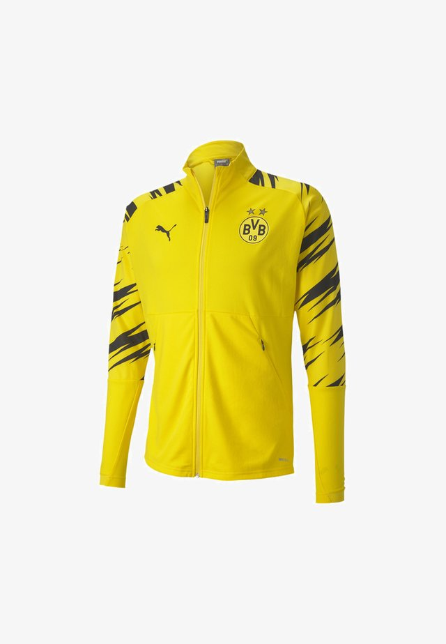 BVB STADIUM  - National team wear - cyber yellow