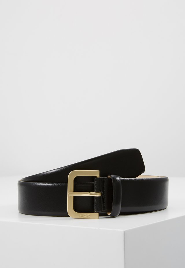 ZANA BELT  - Cinturón - black