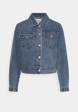 KANIA JACKET - Denim jacket - ligth blue denim