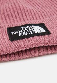 The North Face - LOGO BOX CUFFED BEANIE UNISEX - Čepice - mesa rose - 2