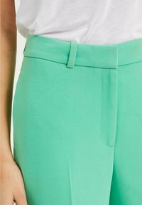 WE Fashion - Trousers - bright green - 3