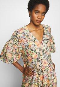 EDITED - LAMYA DRESS - Maxi dress - exotic floral - 4