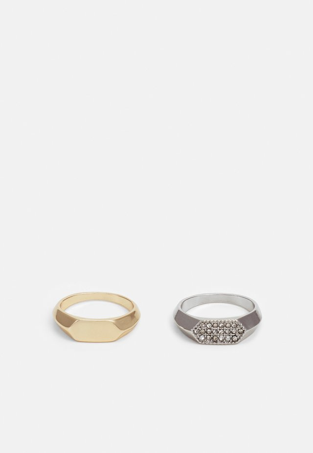 SIGNET 2 PACK - Ring - mixed
