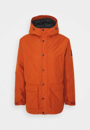 GRIT JACKET - Parka - copper