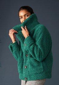 Next - Fleece jacket - green - 4