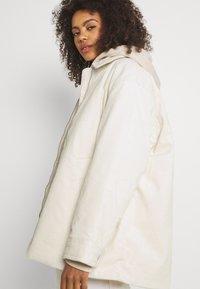 Weekday - TARA JACKET - Light jacket - cream - 3