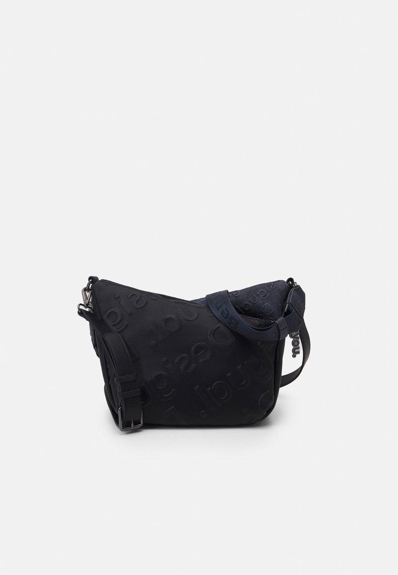 Desigual - BOLS OPERA HARRY MINI - Across body bag - dark blue