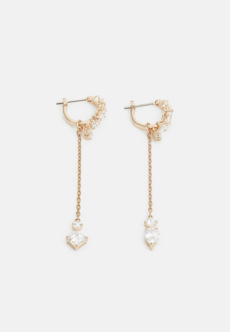 Swarovski - ATTRACT - Earrings - rose-gold-coloured