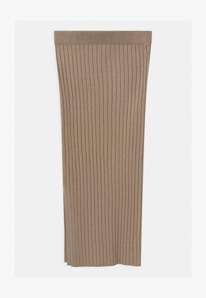 ELSE  - Maxi skirt - sand