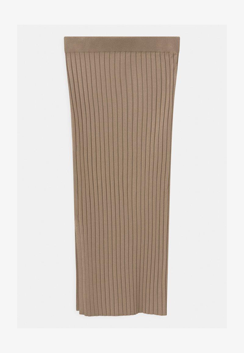 Grunt - ELSE  - Maxi skirt - sand
