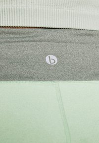 Cotton On Body - SO SOFT SHORT - Medias - watercrest marle/aloe marle - 3