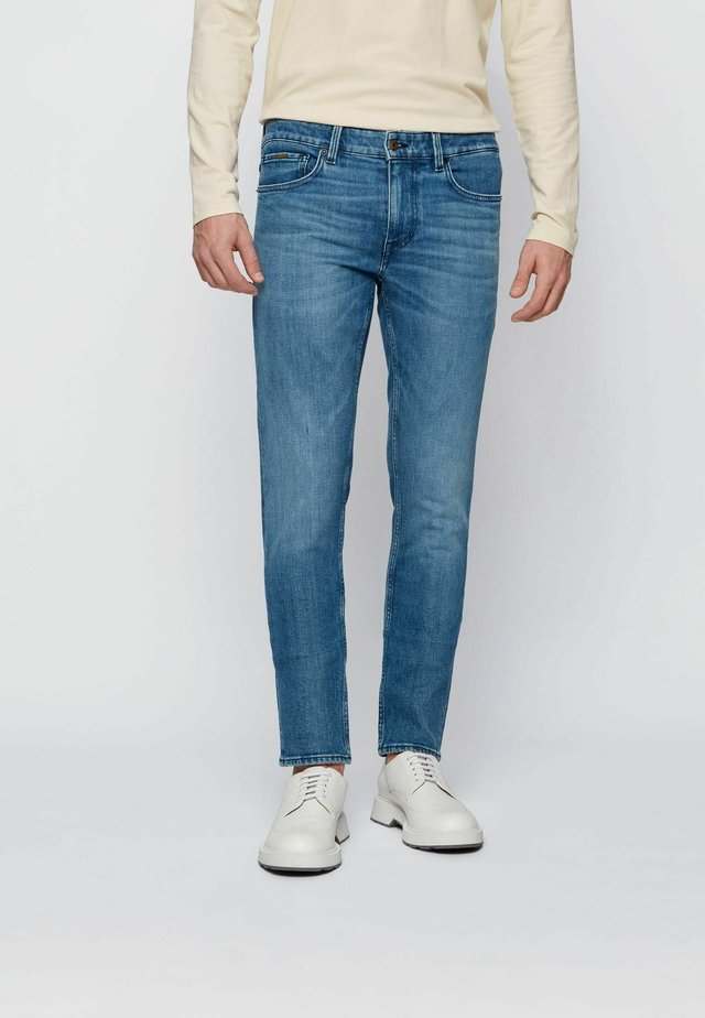 CHARLESTON - Slim fit jeans - blue