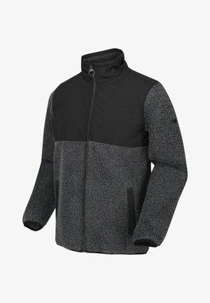 CADAO - Fleece jacket - black/black
