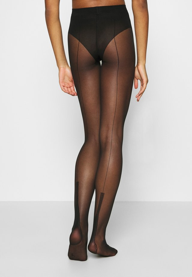 PIN UP - Tights - black