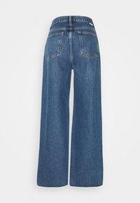 Boyish - CHARLEY WIDE LEG - Jeans a zampa - greed - 1