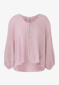 OYSHO - Pyjama top - mauve - 4