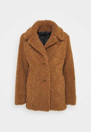 COLLAR JACKET - Winter coat - toasted marshmallow