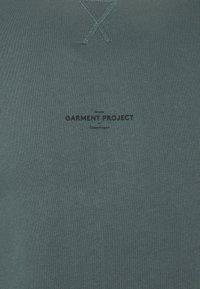 GARMENT PROJECT - CREW NECK - Mikina - balsam green - 2
