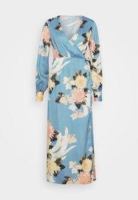 Billabong - GOOD SIDE - Maxi dress - surf blue - 4