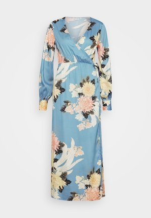 GOOD SIDE - Maxi dress - surf blue