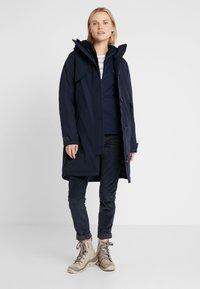 Bergans - OSLO  - Down coat - navy - 1