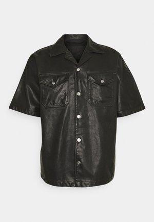 WOLF - Shirt - black