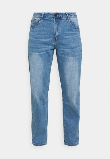 BREEZE LOOSE FIT  - Relaxed fit jeans - mid blue