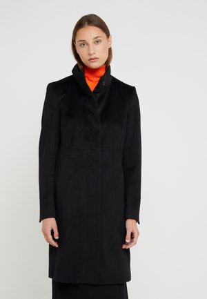 COAT COLETTE - Villakangastakki - black