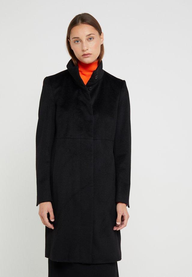 COAT COLETTE - Classic coat - black