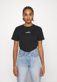 Ellesse - MIYANA - T-shirts basic - black - 0