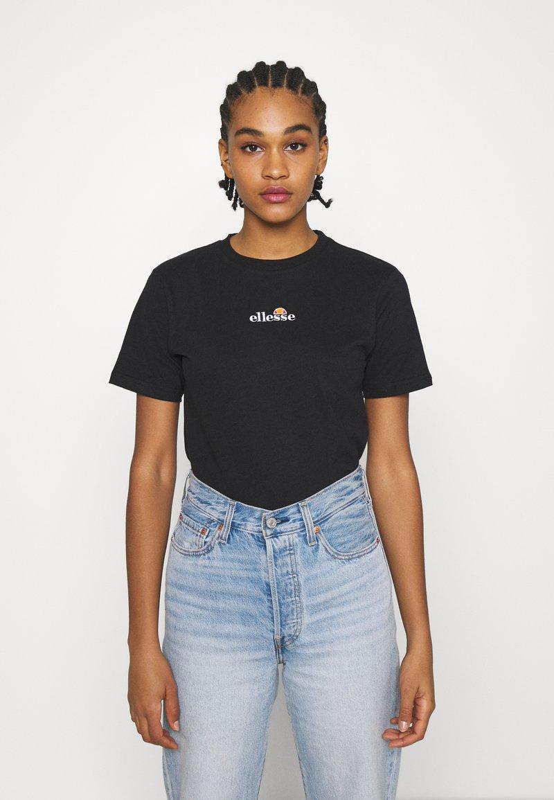 Ellesse - MIYANA - T-shirts basic - black