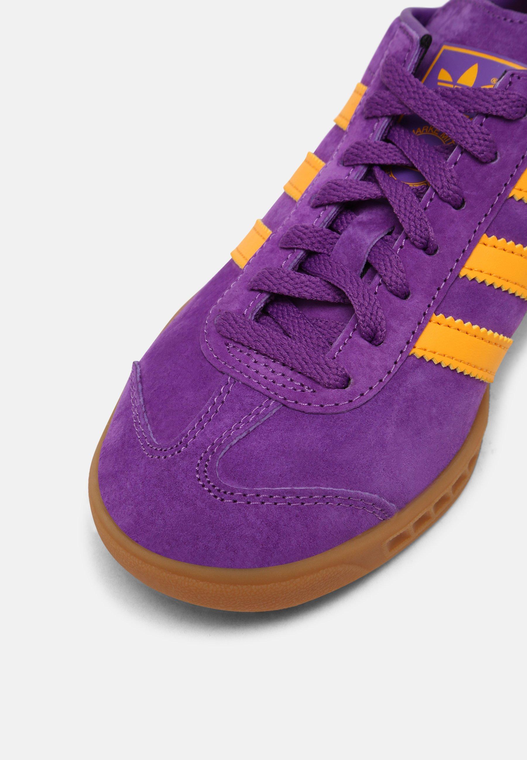 HAMBURG UNISEX - Baskets basses - active purple/semi solar gold