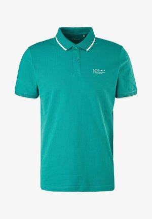 Poloshirt - deep green