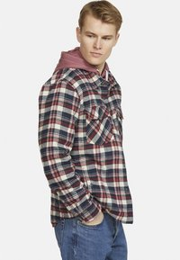 Colours & Sons - Light jacket - rot - 2