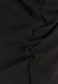 Vila - VIHER CROPPED - Blazer - black - 2