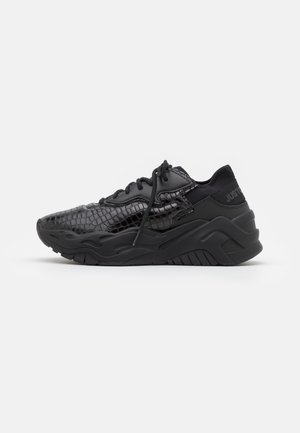 P1THON AIR - Baskets basses - black