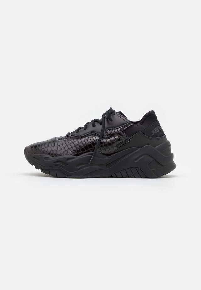 P1THON AIR - Sneakers laag - black