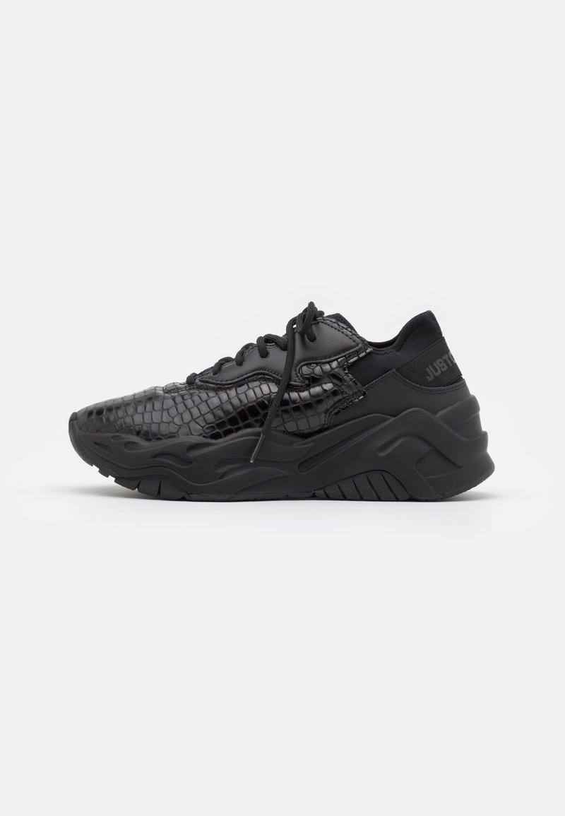 Just Cavalli - P1THON AIR - Trainers - black